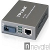 TP-Link MC112CS(UN) Медиаконвертер 10/100M RJ45 to 100M single-mode, Full-duplex, up to 20Km SMB